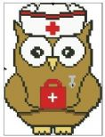 Nurse Ollie Owl Full Kit